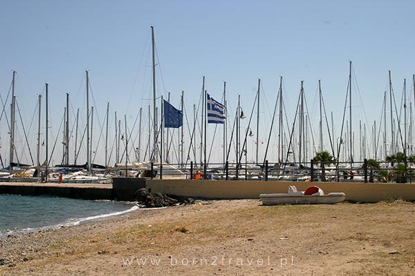 Marina w Kos.
