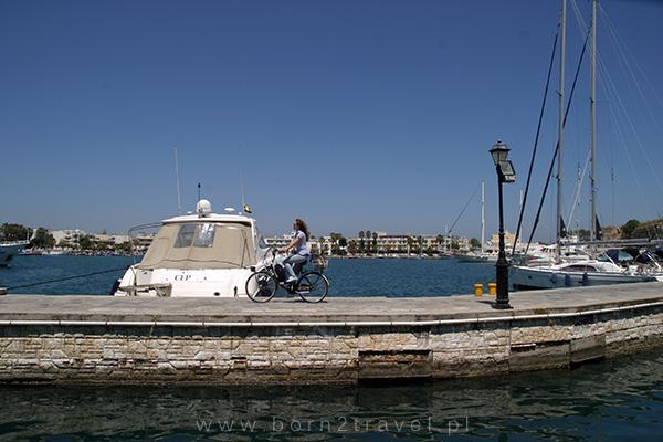 Port w Kos.