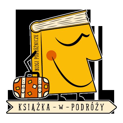 Oficjalne logo akcji Książka w podróży.