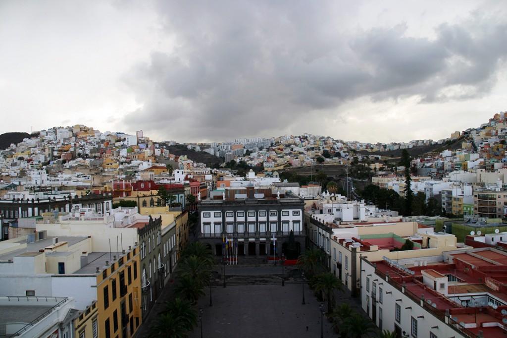 Styczniowa Gran Canaria oczami mojej mamy.
