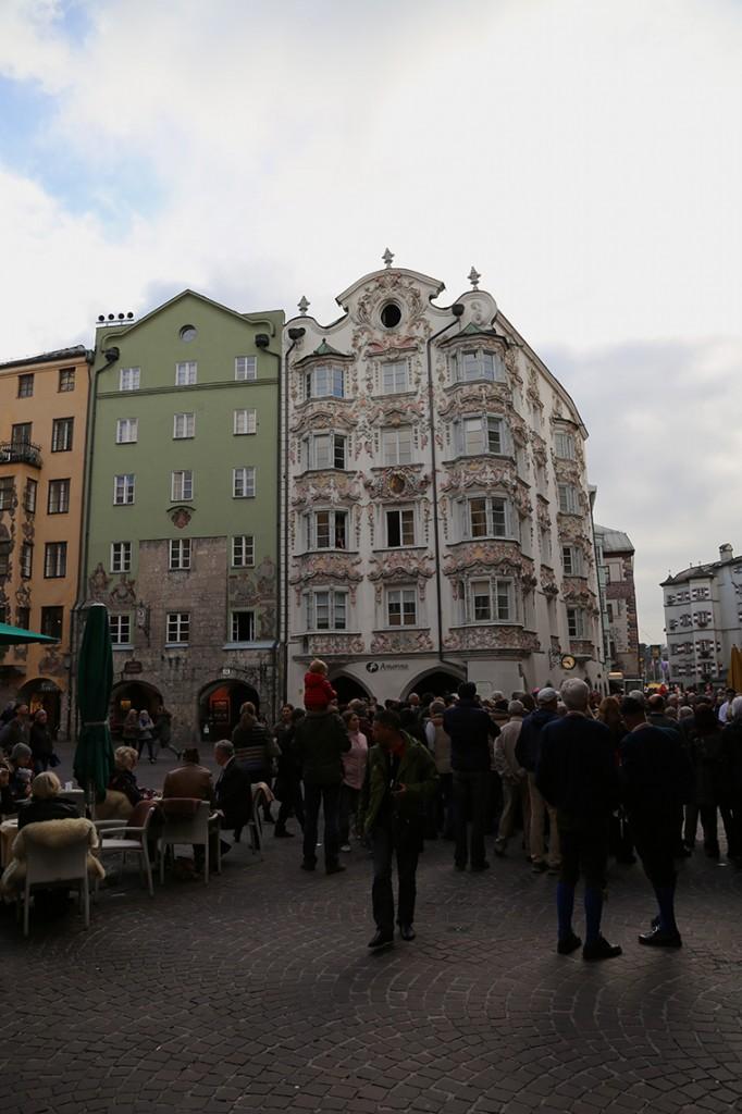 Wyjątkowy budynek Helblinghaus.