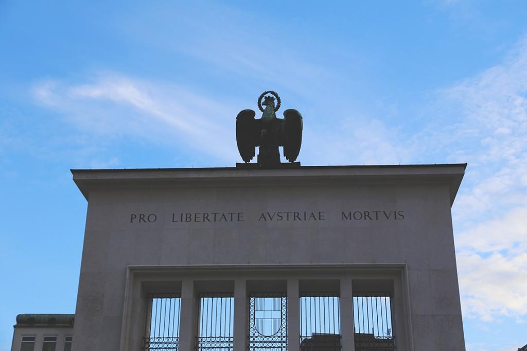 Befreiungsdenkmal, czyli Pomnik Wyzwolenia.