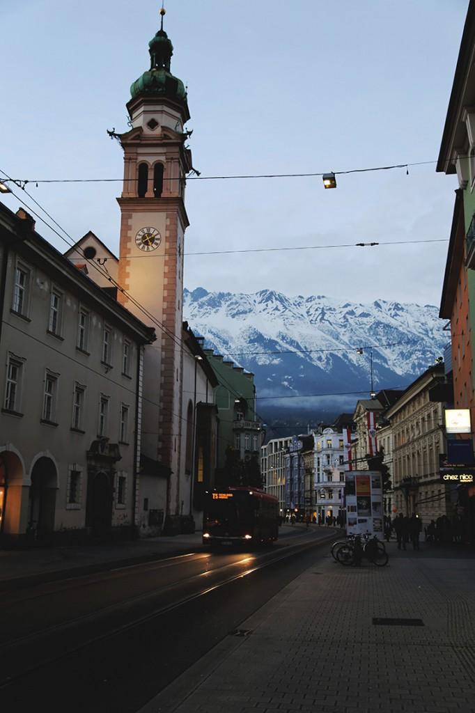 Po wyjściu z Theresienbräu powitał nas taki oto widok.