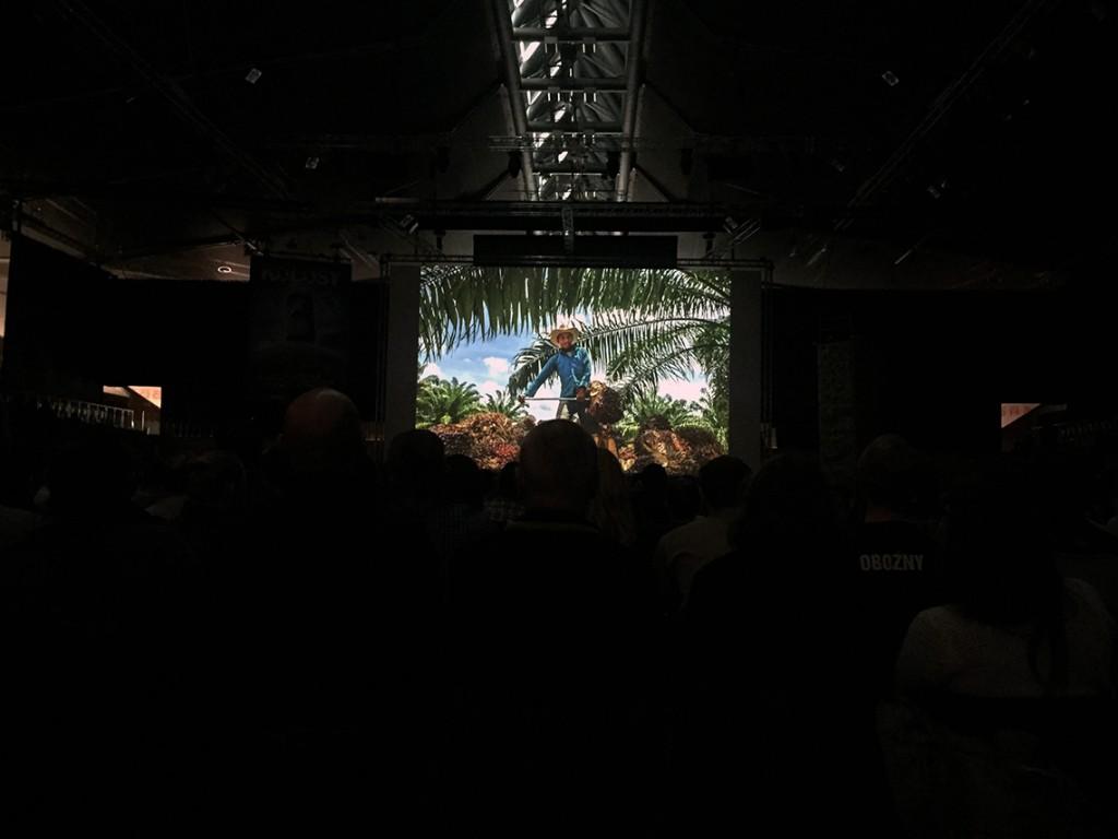 """""""Z Trójką przez trzy Ameryki"""" - prelekcja Tomasza Gorazdowskiego i Olgierda Michalaka, Kolosy 2015"""