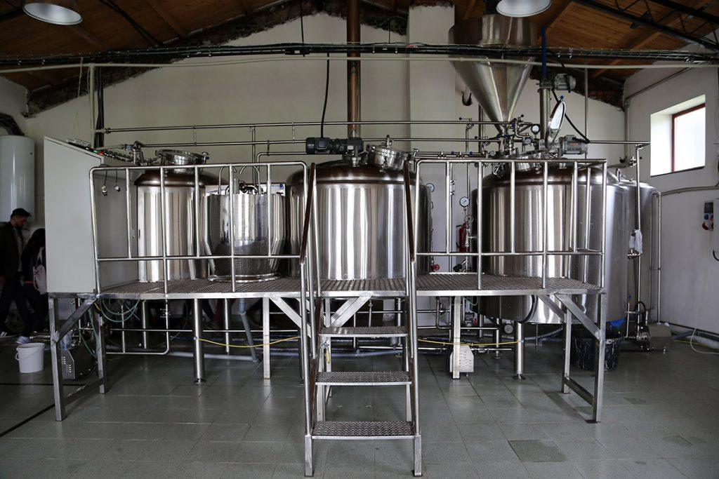 I pomyśleć, że Albrechticky pivovar zaczynał od warzenia piwa w domowym zaciszu!