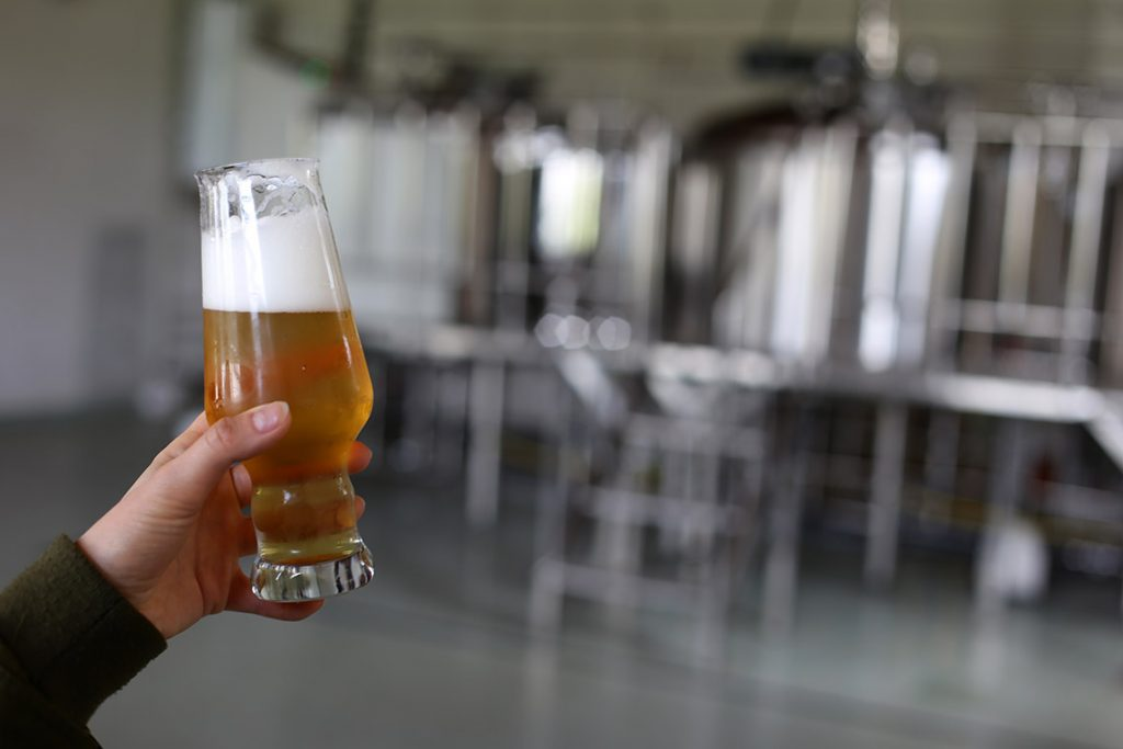 Albrechtický pivovar warzy wyśmienite piwo - potwierdzamy!