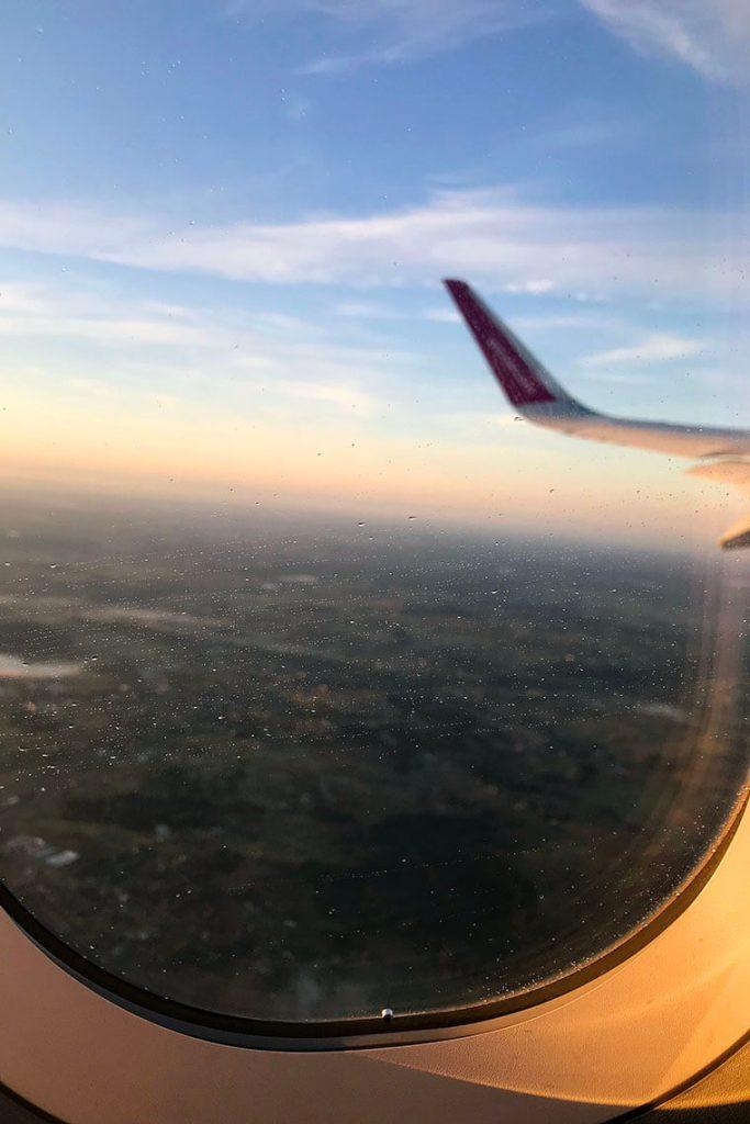Kolejny lot, kolejna przygoda!