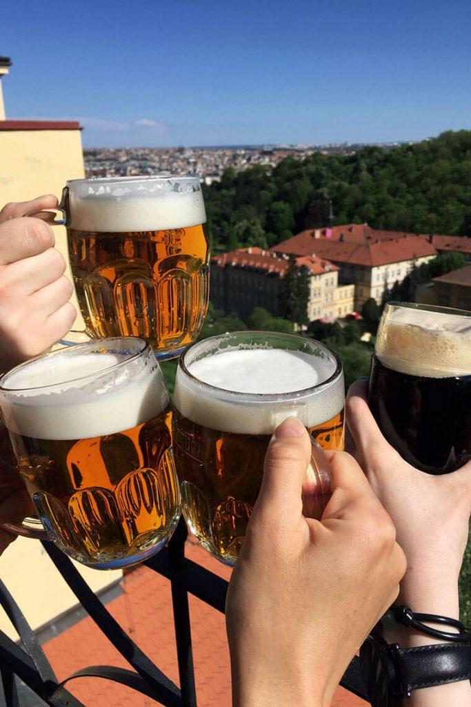 Na zdraví! Majówka 2018 w Pradze