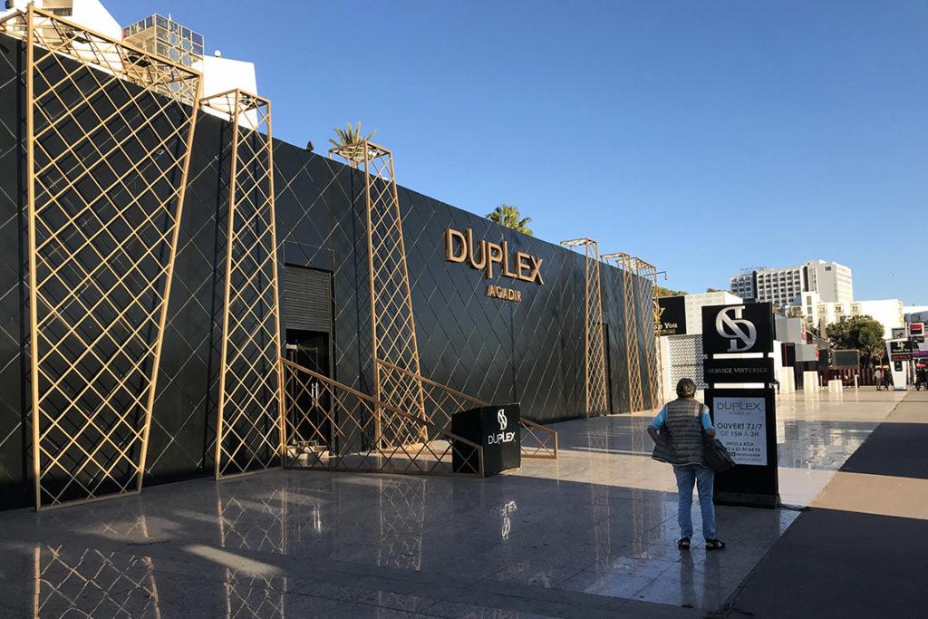 Klub nocny Duplex, Agadir