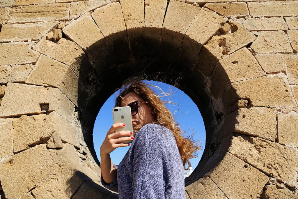 Sesja zdjęciowa w Sqala du Port, Essaouira