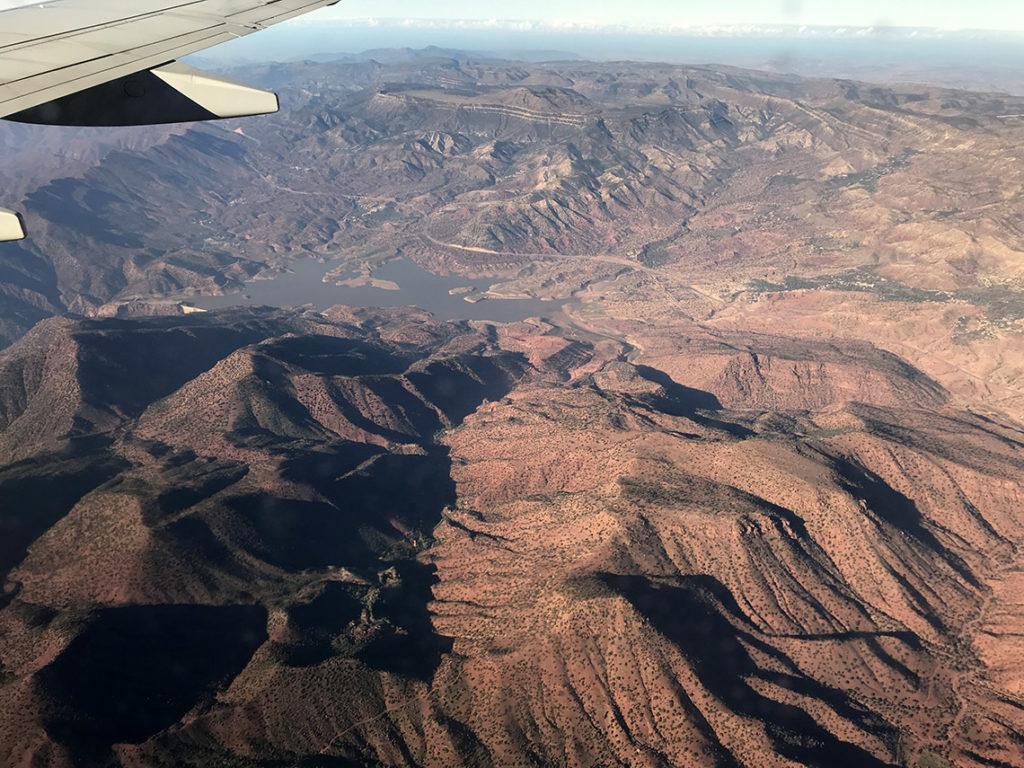 Góry Atlas, Maroko