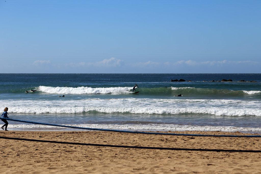 Surfing w Agadirze