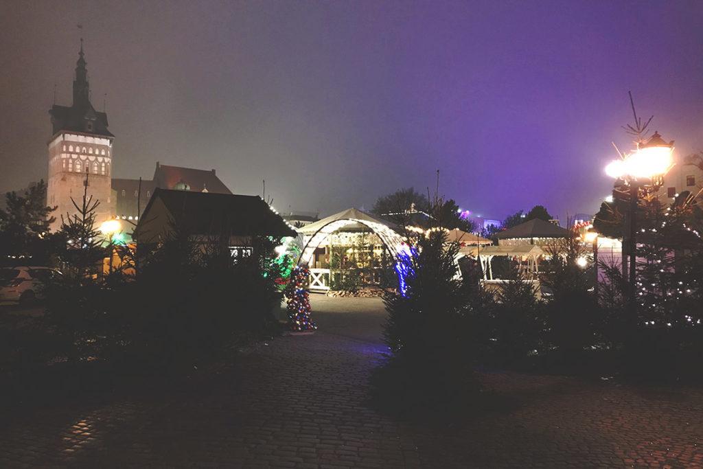 Jarmarki Świąteczne w Trójmieście - Gdańsk