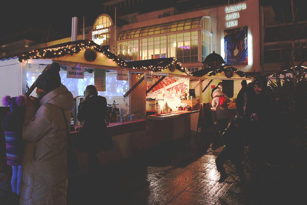 Jarmarki Świąteczne w Trójmieście - Sopot
