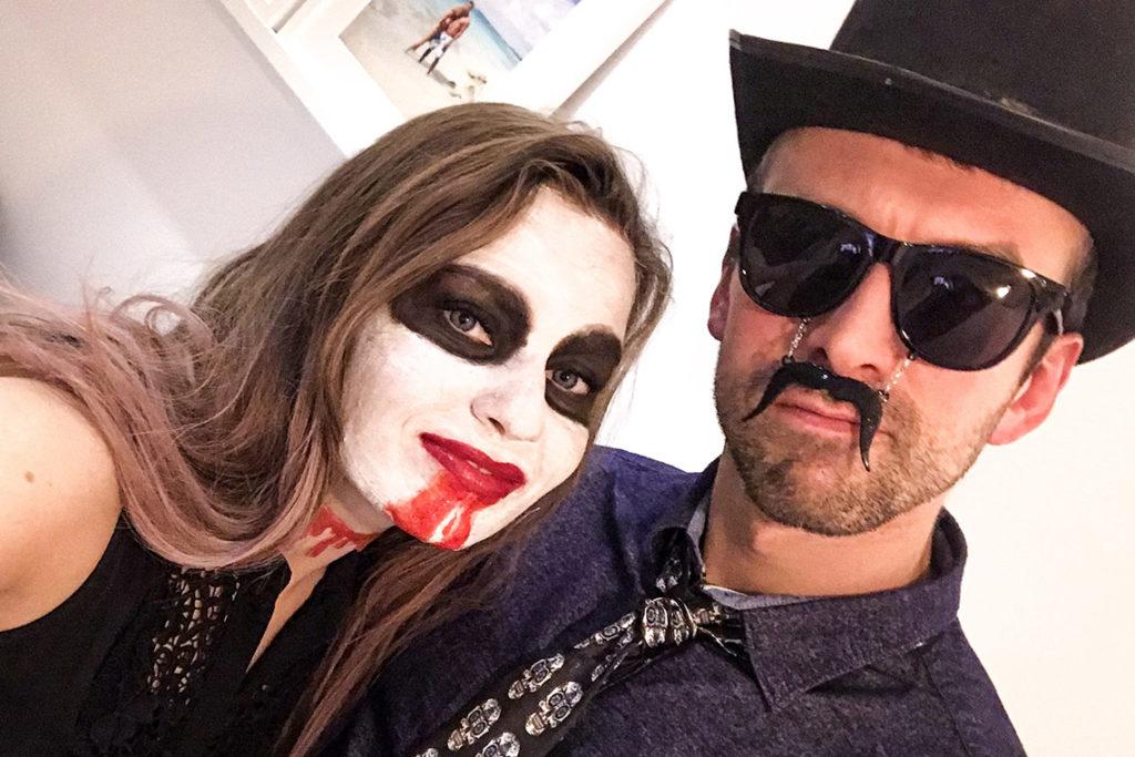 Domowe Halloween 2019
