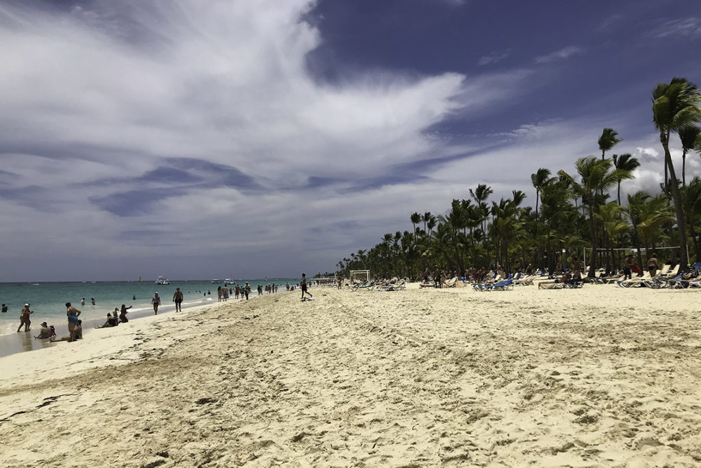 Punta Cana - lepsze czasy w Dominikanie, 19 maja 2019