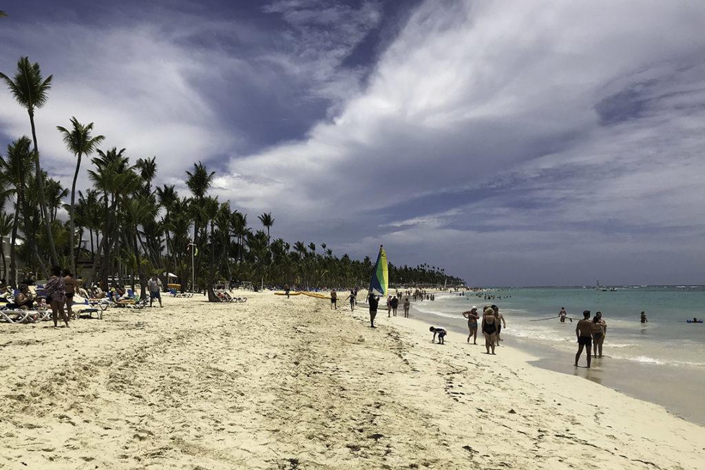 Punta Cana - Playa Bávaro, 19 maja 2019