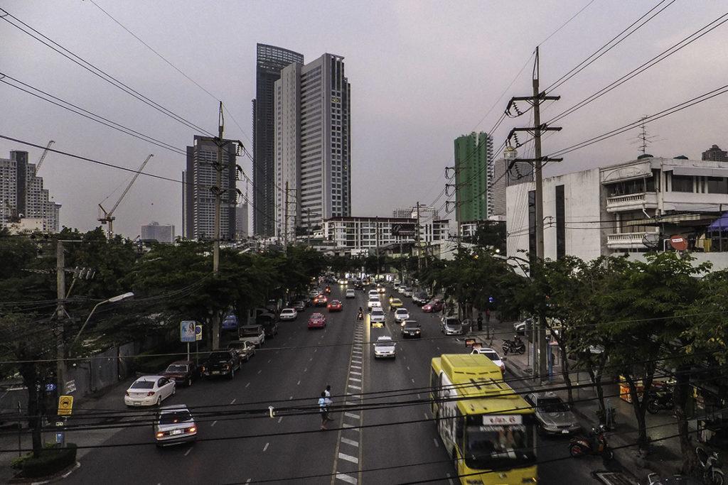Bangkok - Charoen Nakhon Road, 25 kwietnia 2012