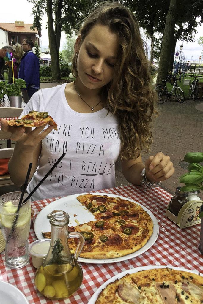 Moja ulubiona pizza w Orłowie!
