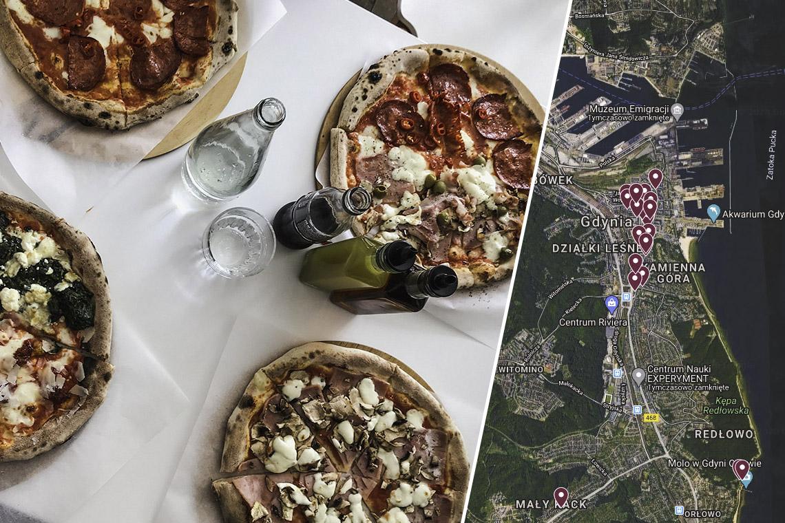 Kulinarna mapa Gdyni