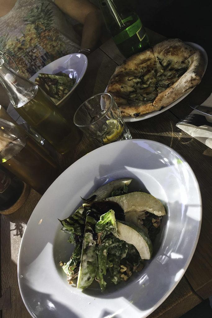 Lekki obiad w Serio