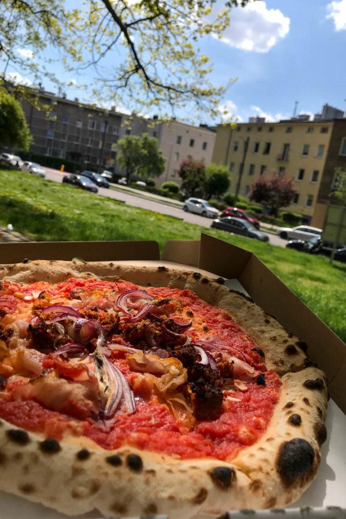 Viva la Pizza w plenerze