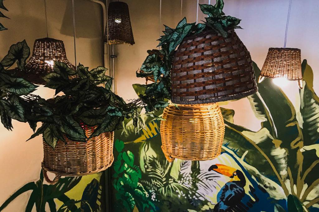 Dekoracje w Honolulu wisefood