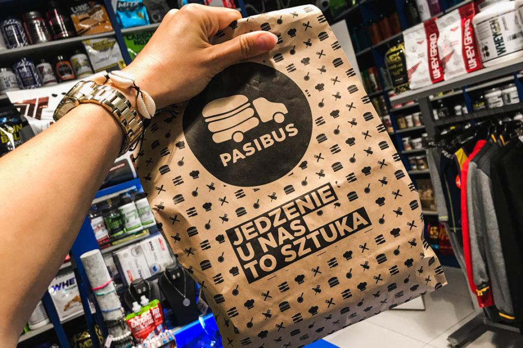 Kulinarna mapa Gdyni doczekała się Pasibusa!