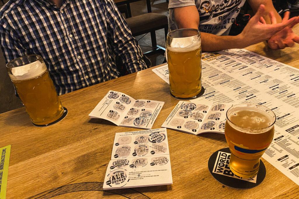 Ostatnie pieczątki do kolekcji na Trójmiejskim Szlaku Piwnym! Browar Port Gdynia, 23 października 2020