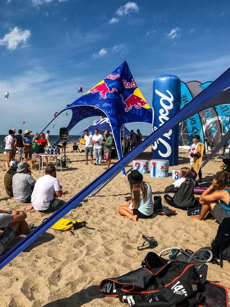 Zawody Ford Kite Cup w Rewie, 26 lipca 2020