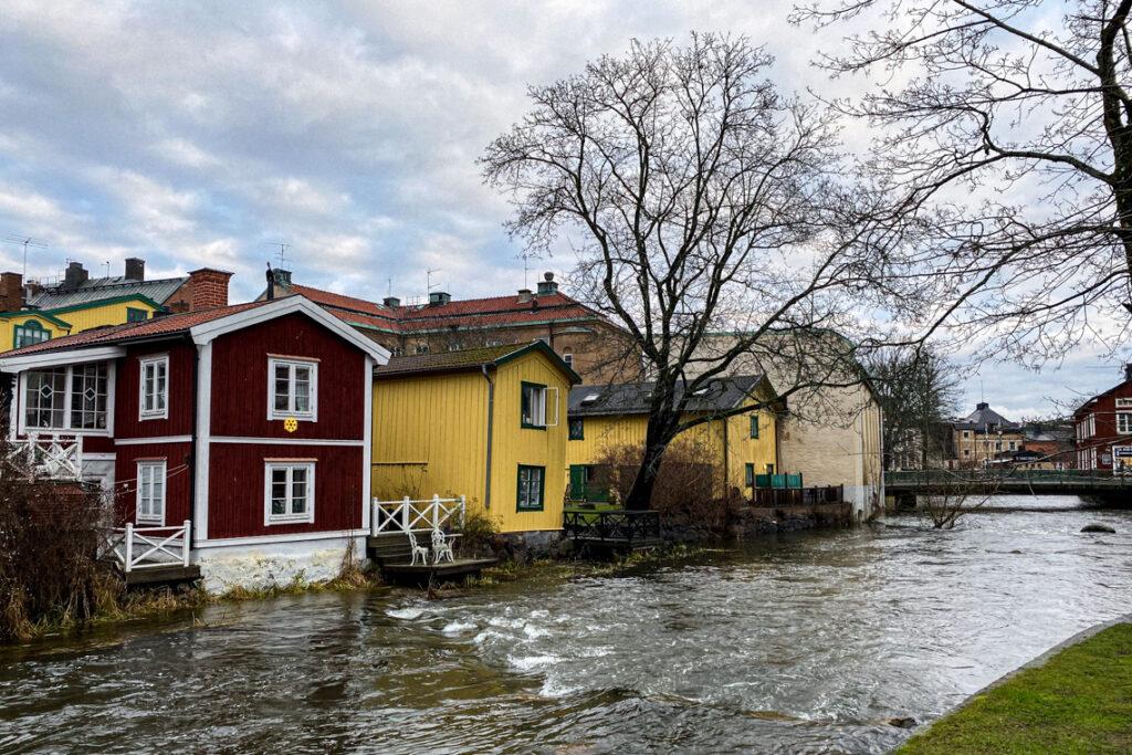Norrtälje, Szwecja, 31 grudnia 2020. Ostatni wyjazd w tym roku!
