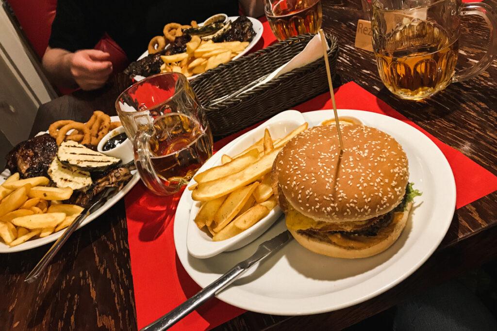 Classic - restauracja amerykańska w Gdańsku Oliwie