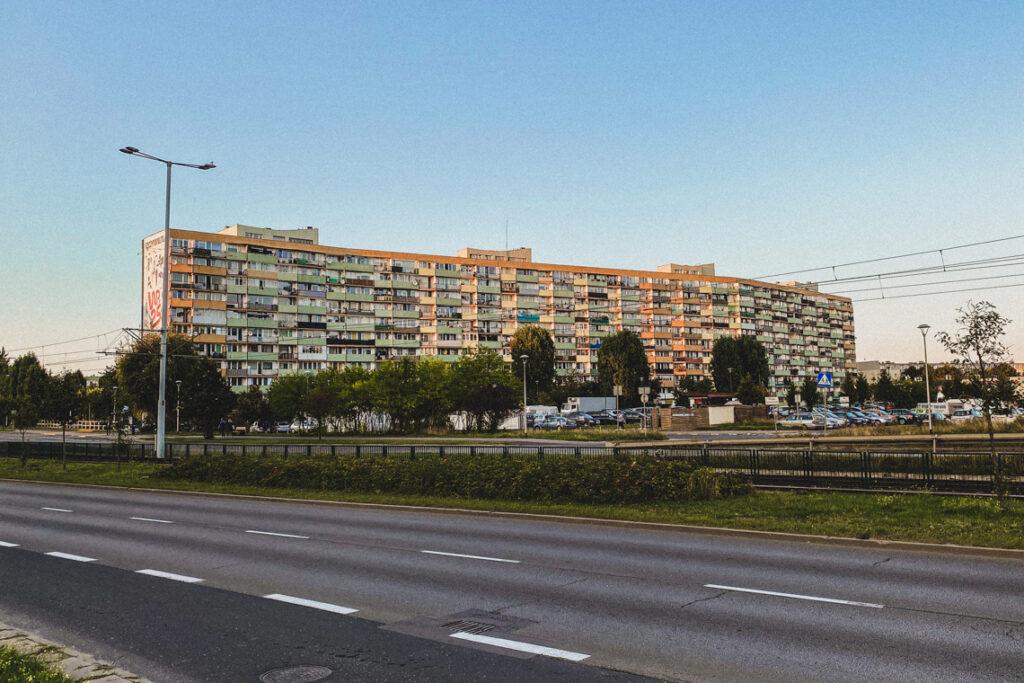 Falowiec, Gdańsk Przymorze