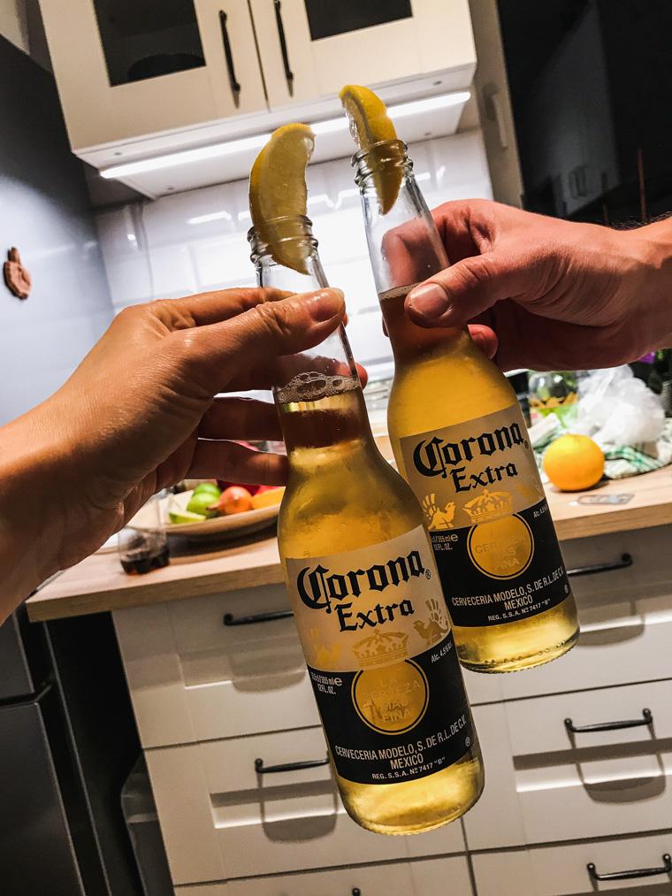 Corona - na przekór wszystkiemu, co się wówczas działo! ;) 26 marca 2020