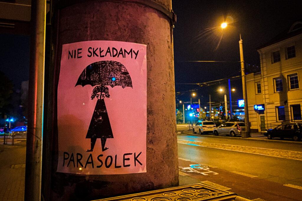 Strajk Kobiet w Gdyni, 23 października 2020