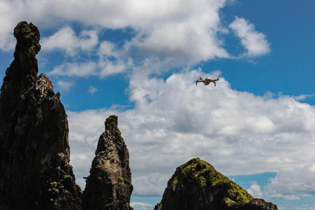 Madera z dronem, czyli nasza nowa przygoda!
