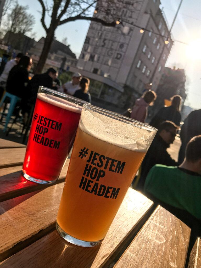 #JestemHopHeadem - AleBrowar Gdynia